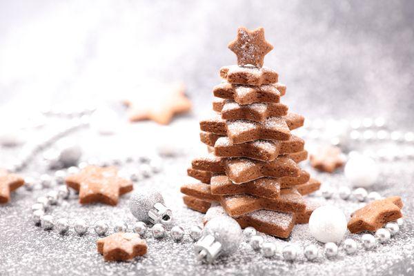 Wohlschmeckende Weihnachtskekse