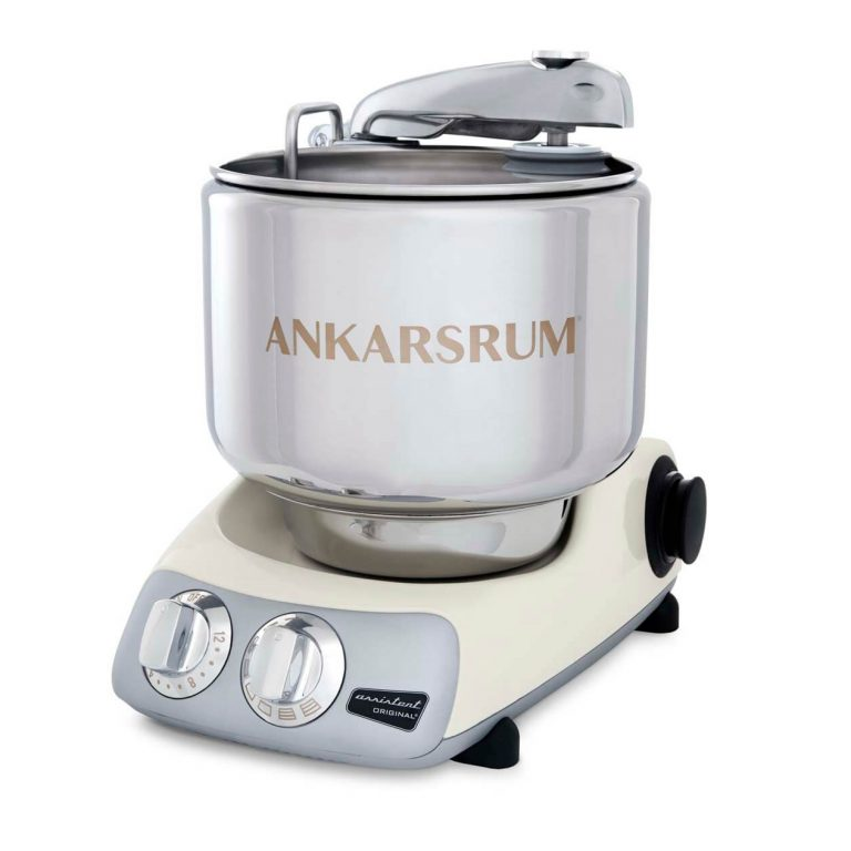Ankarsrum 6230 con equipaggiamento di base + Pacchetto DeLuxe - Crema leggera