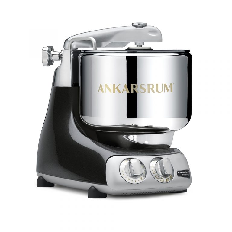 Ankarsrum 6230 mit Grundausstattung - Black Diamond