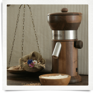 Salzburger Getreidemühle MT 5 Nuss ohne Kunststoffe*