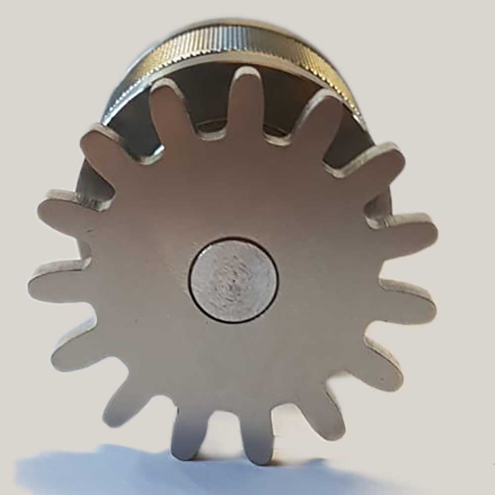 Salzburger Master Flaker with gear drive - nut