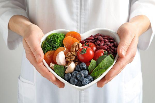 Gesunde Ernährung rettet Leben