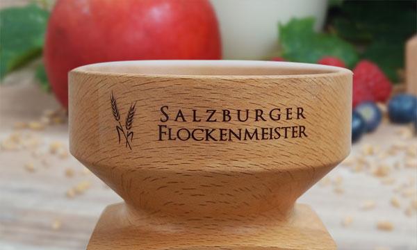 Salzburger Master Flaker funnel logo 600