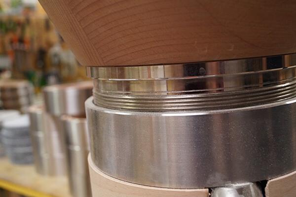 Salzburger Grain Mill MT 5 With Stainless Steel Thread 001