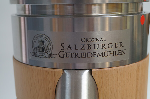Salzburger Grain Mill MT 5 With Stainless Steel Thread 002