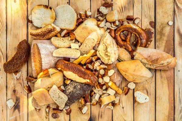 Wohin kommt unverkauftes Brot?