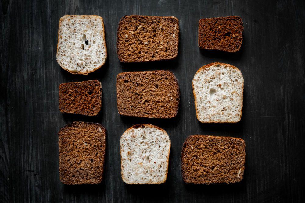 Ist mein Brot zu 100% aus Vollkorn?