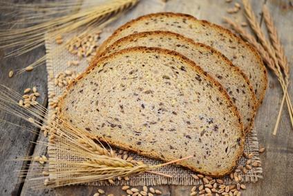 Kohlenhydrate im Brot